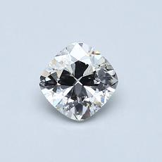 Recommended Stone #3: 0.59-Carat Cushion Cut Diamond