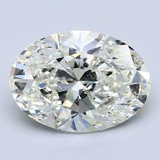 Recommended Stone #1: 2.03-Carat Oval Cut Diamond