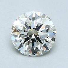 1.20-Carat Round Diamond Ideal K VS1