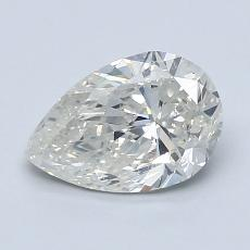 Recommended Stone #4: 1.20-Carat Pear Cut Diamond