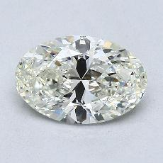 Recommended Stone #3: 1.20-Carat Oval Cut Diamond