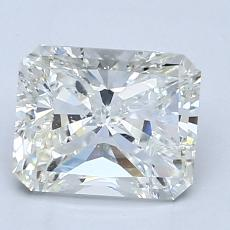 Recommended Stone #3: 1.50-Carat Radiant Cut Diamond