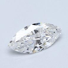 Recommended Stone #3: 0.92-Carat Marquise Cut