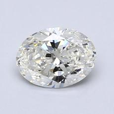Recommended Stone #3: 1.03-Carat Oval Cut Diamond