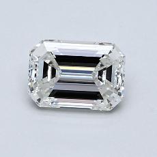 1.00 Carat 绿宝石 Diamond 非常好 H VS2