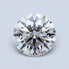 Recommended Stone #3: 1.07-Carat Round Cut Diamond