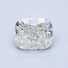 1.00 Carat Cojin Diamond Muy buena J SI2