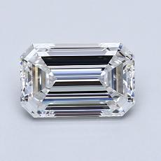 1.20 Carat 绿宝石 Diamond 非常好 E VVS1