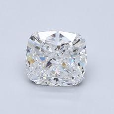 Recommended Stone #1: 1.07-Carat Cushion Cut Diamond