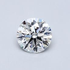 Recommended Stone #4: 0.70-Carat Round Cut