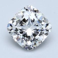 2.00 Carat Cojin Diamond Muy buena G VS1