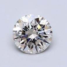 1.00 Carat 圓形 Diamond 理想 K VS2