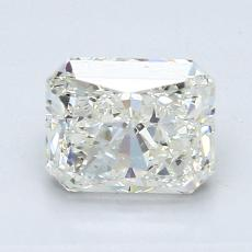 推薦鑽石 #3: 1.42  克拉雷地恩明亮式切割鑽石