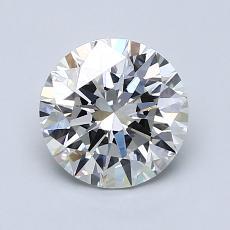 1.30 Carat 圓形 Diamond 理想 G VVS2