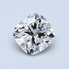 1.01 Carat 垫形 Diamond 非常好 H VS1