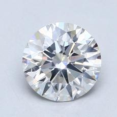 1.03 Carat 圆形 Diamond 理想 G SI1