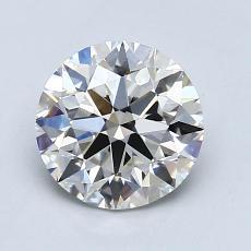 1.02 Carat 圆形 Diamond 理想 G VVS2