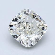 推荐宝石 3:1.33 克拉垫形切割