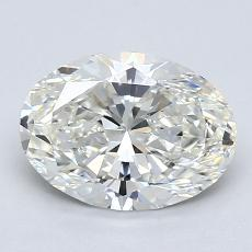 Recommended Stone #4: 1.41-Carat Oval Cut