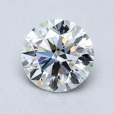 1.02 Carat 圆形 Diamond 理想 G VS2