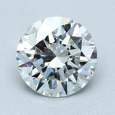 1.51 Carat 圓形 Diamond 理想 H VS1
