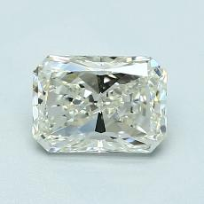Recommended Stone #2: 1,05-Carat Radiant Cut Diamond