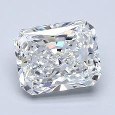 Recommended Stone #2: 2.01-Carat Radiant Cut