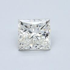 推薦鑽石 #2: 0.82  克拉公主方形鑽石