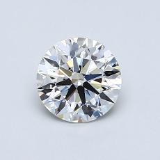 0.71 Carat 圓形 Diamond Astor 理想 G VVS2