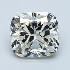 Recommended Stone #3: 2.00-Carat Cushion Cut Diamond
