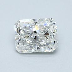 Target Stone: 1,00-Carat Radiant Cut Diamond
