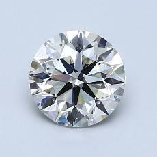 1.20 Carat 圆形 Diamond 理想 K VS1