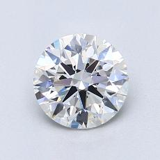 Recommended Stone #2: 1.04-Carat Round Cut Diamond