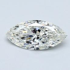 Recommended Stone #1: 0.75-Carat Marquise Cut Diamond