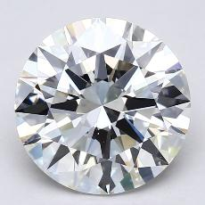 Recommended Stone #4: 3.70-Carat Round Cut