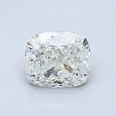1.00-Carat Cushion Diamond Very Good I VS1