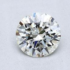 1.00 Carat 圆形 Diamond 理想 K VS2