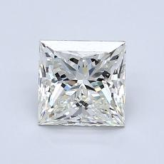 Recommended Stone #3: 1.23-Carat Princess Cut Diamond