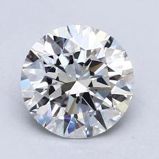 1.20 Carat 圓形 Diamond 理想 F VVS2