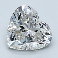 Recommended Stone #3: 2.41-Carat Heart Cut Diamond