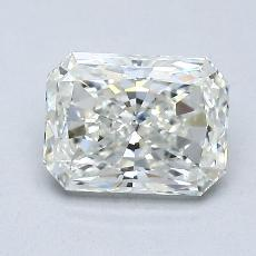Recommended Stone #3: 1,11-Carat Radiant Cut