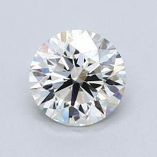 1.01 Carat 圆形 Diamond 理想 I VS2