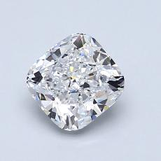 Recommended Stone #3: 1.07-Carat Cushion Cut