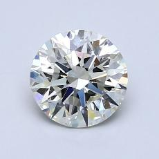 Recommended Stone #2: 1,21-Carat Round Cut
