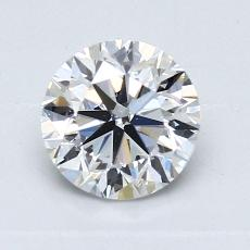 Recommended Stone #2: 1.01-Carat Round Cut