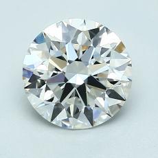 1.50-Carat Round Diamond Ideal G IF