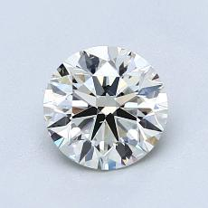 Recommended Stone #2: 1,07-Carat Round Cut Diamond