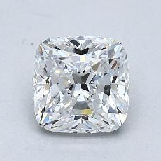 Recommended Stone #4: 1,22-Carat Cushion Cut Diamond