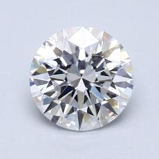 Recommended Stone #2: 1.07-Carat Round Cut