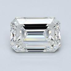 Target Stone: 1.50-Carat Emerald Cut Diamond